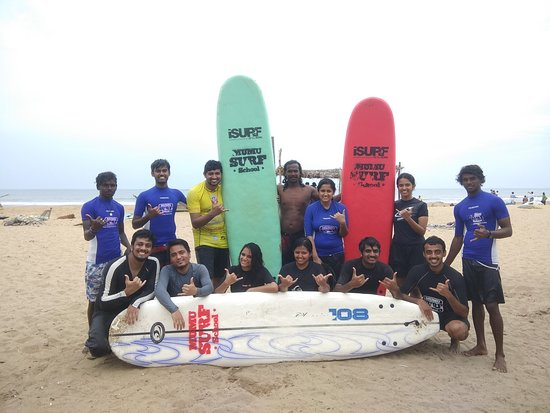 Mumu Surf School