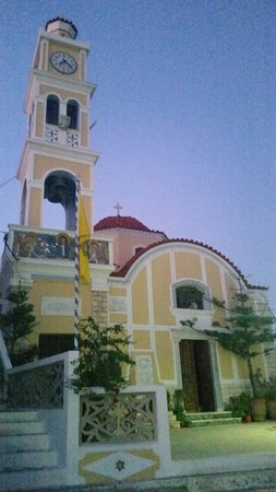 Olympos, Yunanistan: Church of Koimiseos Tis Theotokou