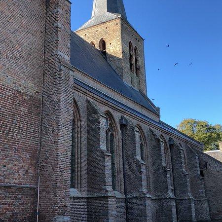 Sint Maartensdijk, Ολλανδία: Maartenskerk
