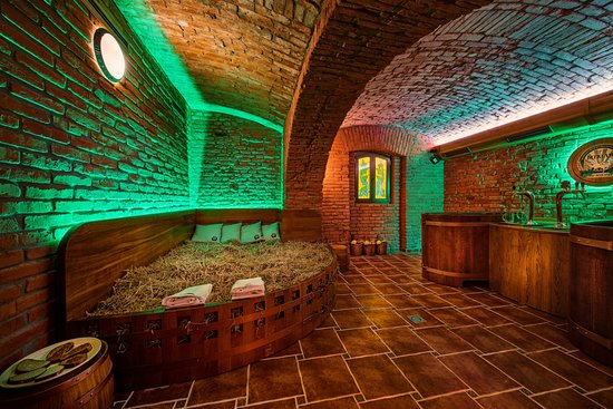 Marianske Lazne, República Checa: Beer Bath Room