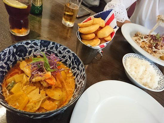 The King and Thai: King and Thai Broseley