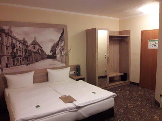 hotel wilder mann aschaffenburg germania prezzi 2018 e. Black Bedroom Furniture Sets. Home Design Ideas