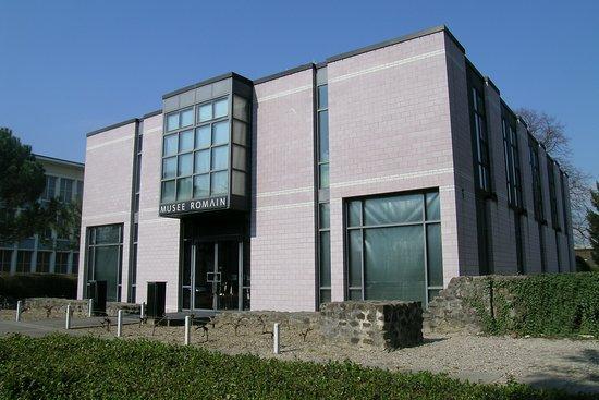Römermuseum Lausanne-Vidy
