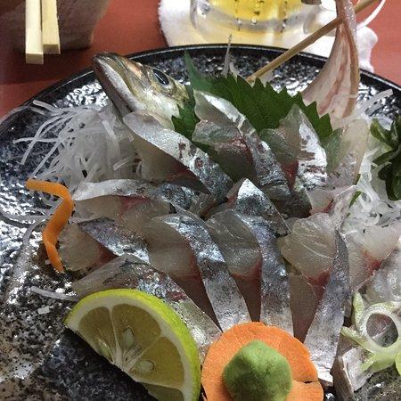 Nanamangoku: 関アジ並みの美味しさ!