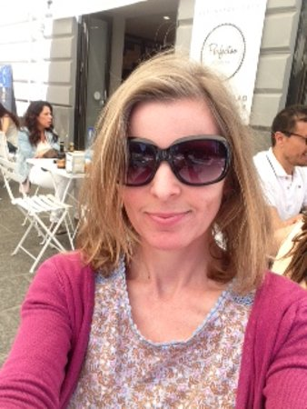 L'Insalata Ricca - Largo dei Chiavari: Ellen from England