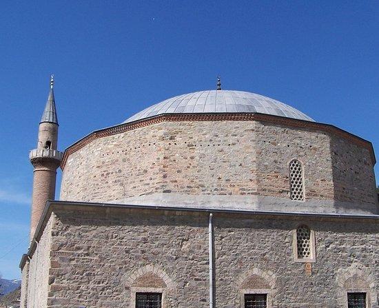 Мудурну, Турция: Mudurnu Yıldırım Bayezit Camii foto. Fazıl Karaduman - Bolu