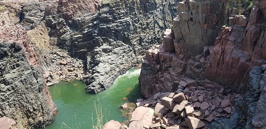 Raneh Falls: Raneh Fall, Khajuraho