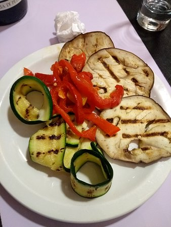 Bonate Sopra, Italie : Grilled vegetables