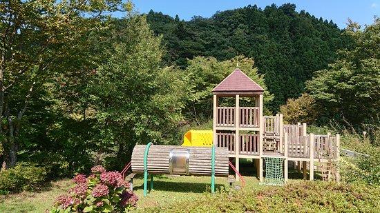 Kurihara, Japon: 公園の遊具