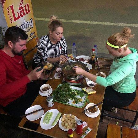 Quan Ba, Việt Nam: Chim Chim Restaurant