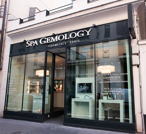 ‪The Spa Gemology‬