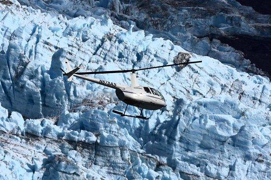 Glacier View, อลาสกา: Spectacular scenery.