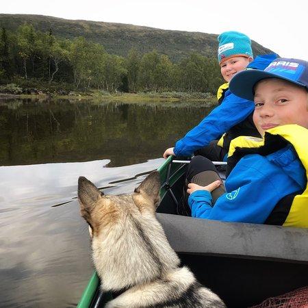 Royrvik, Norwegia: Tundra Tours