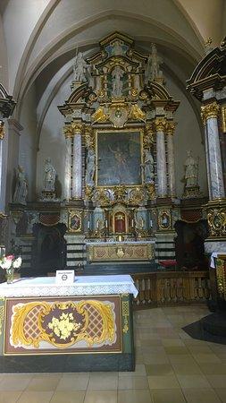 Church of Saint John the Baptist: main altar