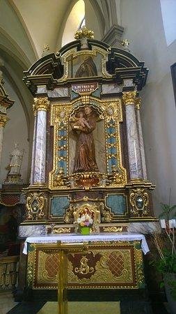Church of Saint John the Baptist: side altar # 1