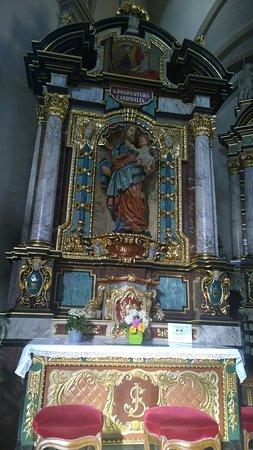 Church of Saint John the Baptist: side altar # 2