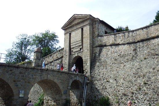 Mont-Louis, France: Visit to the citadel