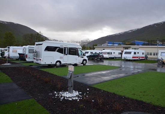 Troms, Norwegia: Tomso Lodge & Camping