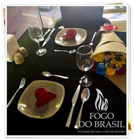 Fogo do Brasil Cozumel, presente para todo tipo de ocasión especial. Gracias por su preferencia