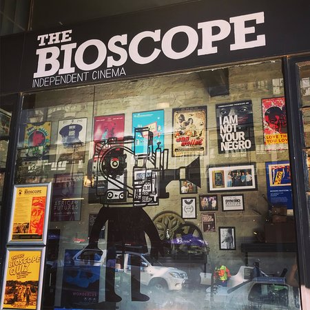 The Bioscope Independent Cinema, Johannesburg
