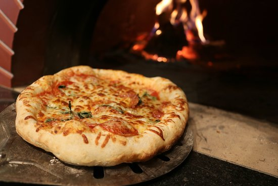Etna, Kalifornia: Wood-Fired Pizza
