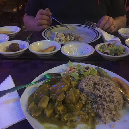 Patrick S Local Homestyle Cooking Restaurant Tapas And En Curry Delicious