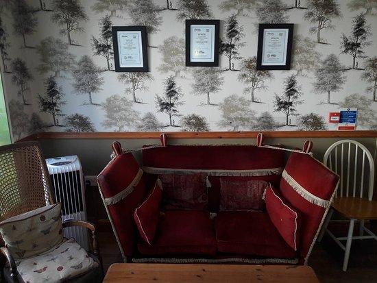 Littledean, UK: Tea room