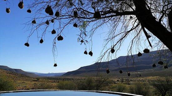 Cederberg, Südafrika: Pool filled with spring water