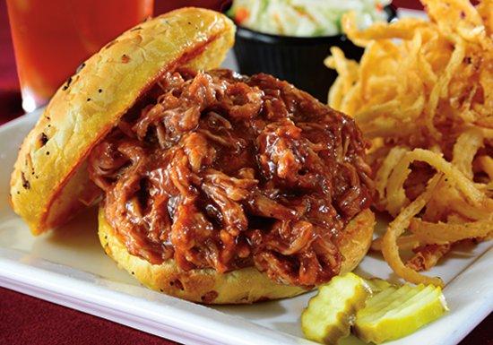 Plover, WI: Pulled Pork