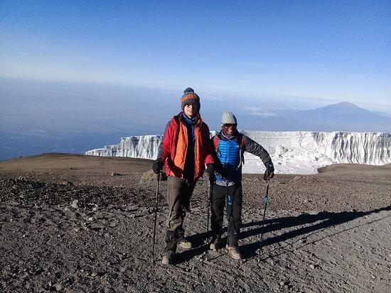 Frozen Peak Adventures: Uhuru Peak