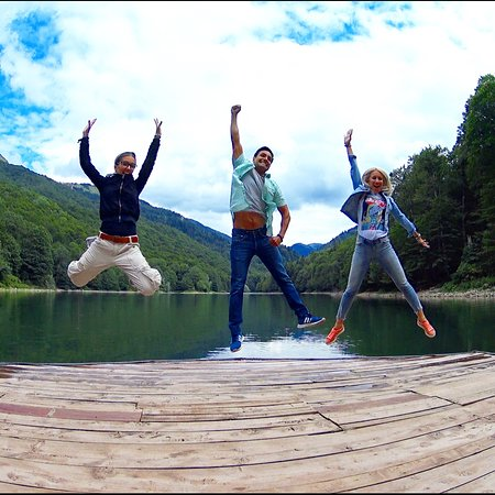 Skadar Lake National Park, มอนเตเนโกร: The amazing Skadar Lake National Paris in Wonderful Montenegro will have you jumping for joy! A must see with @globalchildtv! Follow us for the best travel advice! #montenegro