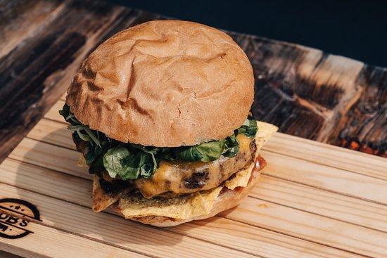 Frydek-Mistek, Tschechien: Mexico burger