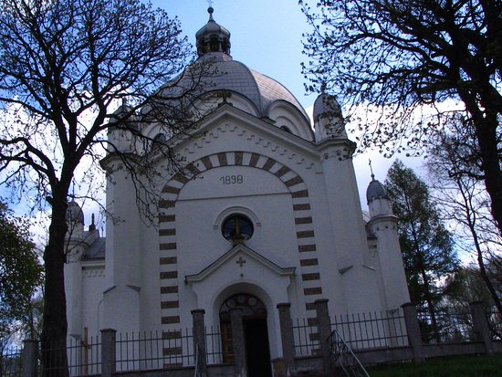 Cerkiew i Dab Poganin
