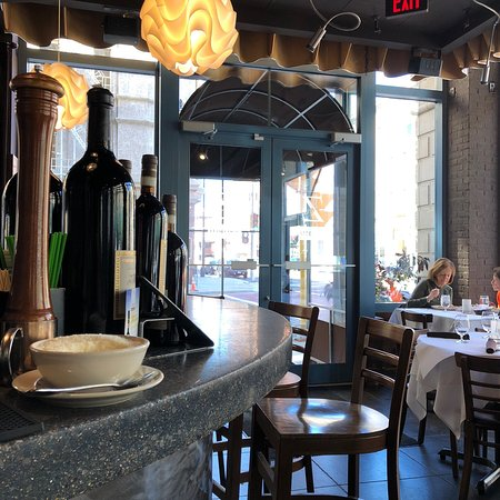Zarletti Milwaukee Downtown Menu Prices Restaurant
