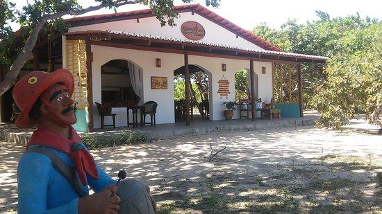 Excelente Restaurante Canto do Sabiá: Sabores do nordeste