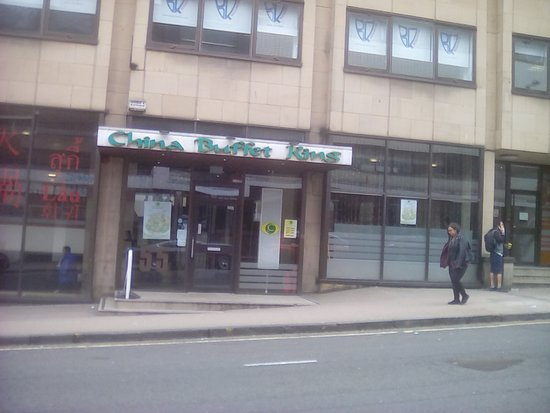 China Buffet King Glasgow