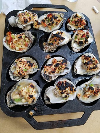 Aberdeen, NC: New fresh seafood specials, wonderful!