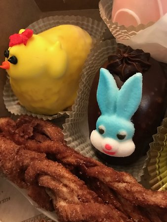 Beaver, Πενσυλβάνια: Easter pastries
