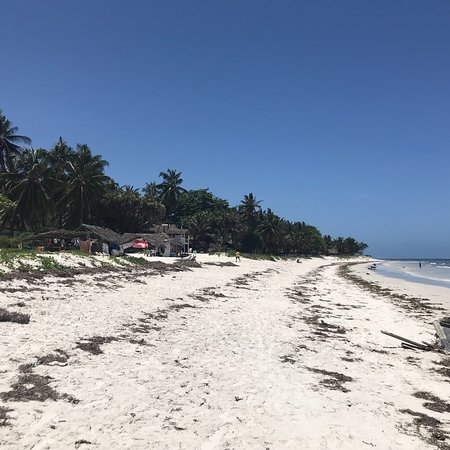 Nyali Beach: Relaxing day at the beach
