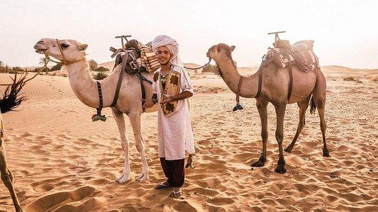 Marruecos Os Espera