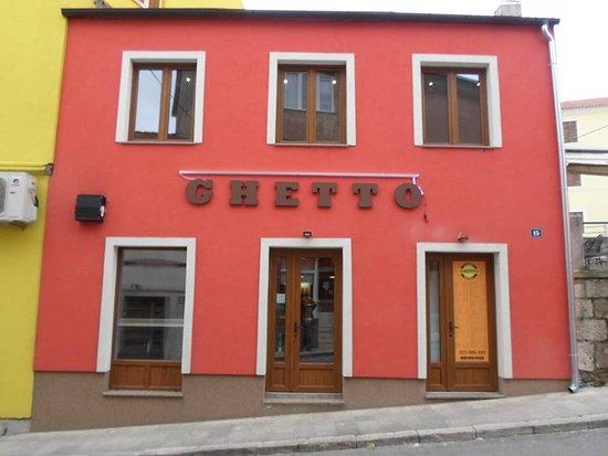 Drnis, Kroatien: Ghetto2