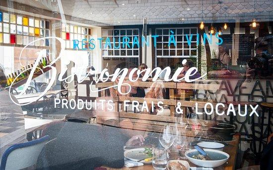 Le Bel Ami: Bistronomie - produits frais et locaux