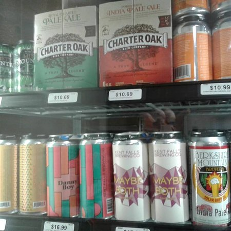 Granby, CT: Bring your own local beers