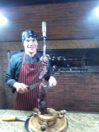 Bella Vista, Παραγουάη: ottima carne
