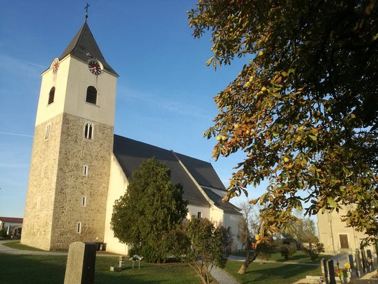 Zellendorf Parish Church