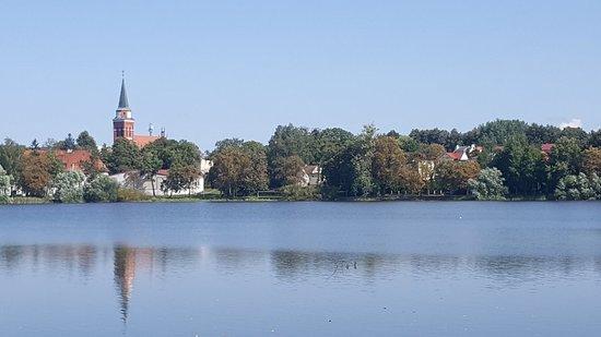 Szczytno, Ba Lan: Jezioro Domowe Duze