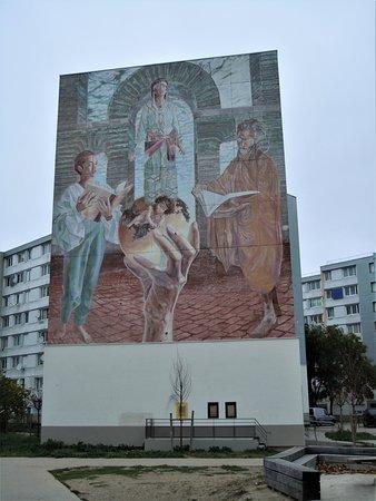 Fresque Fraternite