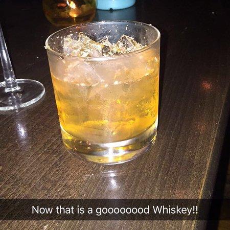 A lovely, classy bar