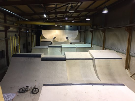 WeRide Lyon Indoor Bike Park