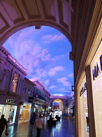 The Forum Shops at Caesars - Picture of Forum Shops at